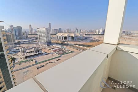 1 Bedroom Apartment for Sale in Dubai Sports City, Dubai - Fully Furnished | Covered Parking | 1 Bed