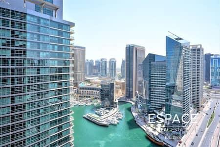 2 Bedroom Apartment for Sale in Dubai Marina, Dubai - Partial Sea View | Exclusive | 2 Bedroom