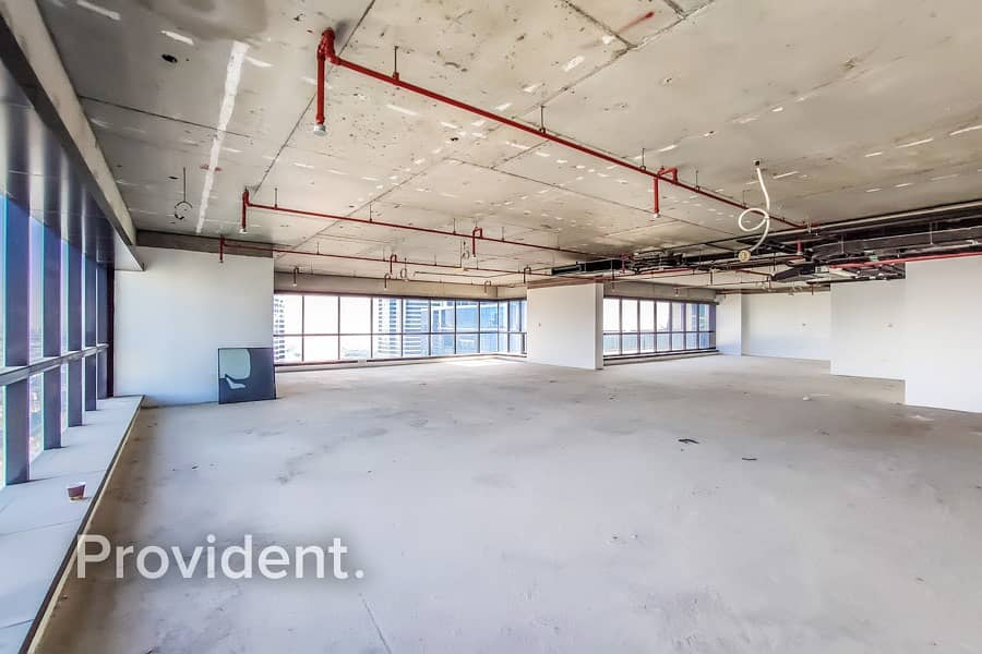 Shell and Core | High Floor | Motivated Seller