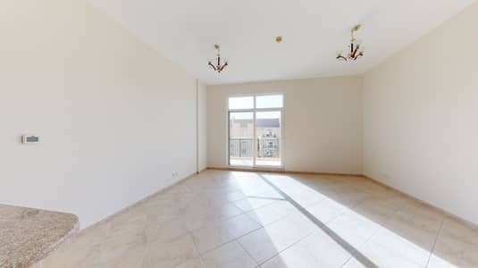 Studio for Rent in Motor City, Dubai - 1 Month free | well-maintained Studio |Garden views | Kitchen appliances | Motor City