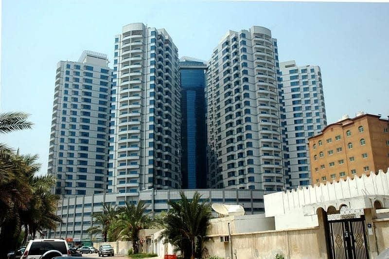 شقة في فالكون تاورز عجمان وسط المدينة 2 غرف 27000 درهم - 4905952