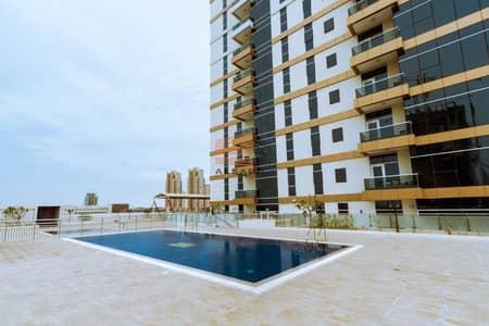 فلیٹ 1 غرفة نوم للايجار في مثلث قرية الجميرا (JVT)، دبي - Great price - panorama view - ready to move in
