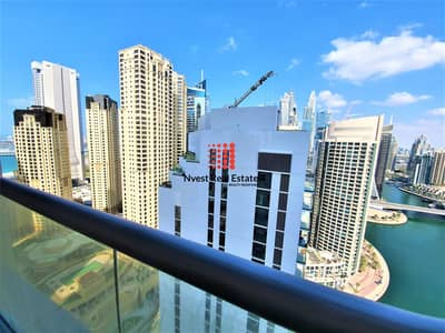 1 Bedroom Flat for Rent in Dubai Marina, Dubai - 1 Month Free| Chiller Free| Free Maintenance
