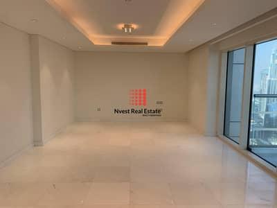 بنتهاوس 3 غرف نوم للايجار في شارع الشيخ زايد، دبي - 1 MONTH FREE | Breathtakin Sea View & Burj Khalifa | ONLY 1 PENTHOUSE