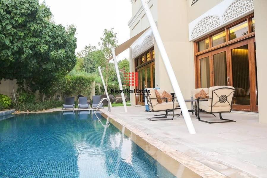 Fully Furnished Luxury Villa in Jasmin Leaf 3 Al Barari