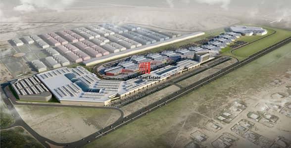 مستودع  للبيع في الورسان، دبي - Freehold/Warehouse Land/Next to Dubai Textile City