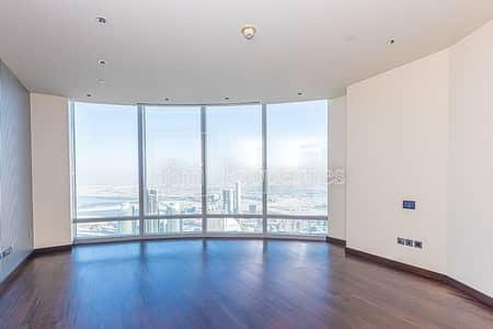 بنتهاوس 4 غرف نوم للبيع في وسط مدينة دبي، دبي - VIconic Tower|Vacant Penthouse |Full Fountain View