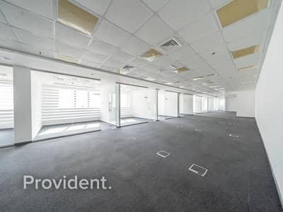 طابق تجاري  للايجار في برشا هايتس (تيكوم)، دبي - Full Floor - Fitted and Partitioned