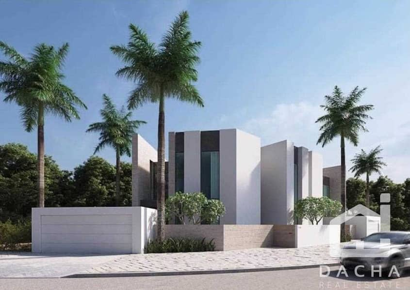 "1 ""Build Your Dream Home in Jebel Ali Hills"""