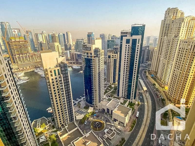 2 Lovely 3 Bed / Fantastic Marina view