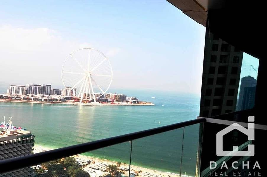 2 Lovely 3  Bed +Maids / Bluewaters view