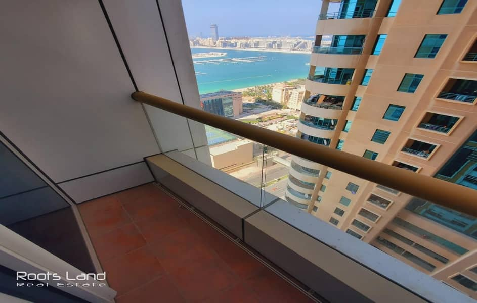 2 Partial Sea View Apartment with 1 MONTH FREE