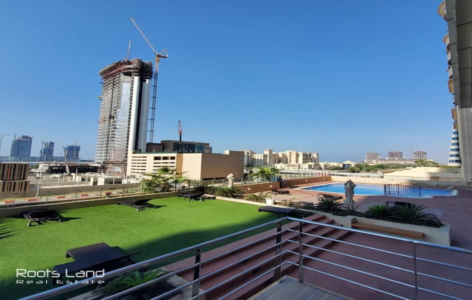 15 Partial Sea View Apartment with 1 MONTH FREE