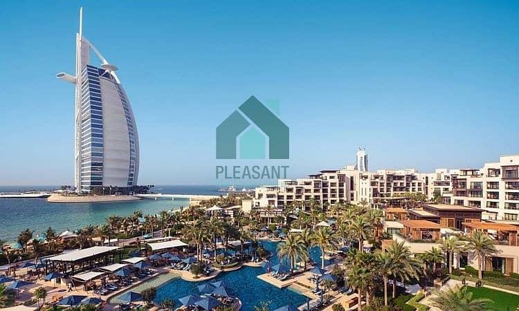 Limited Units | Luxury Living | Overlooking Burk Al Arab | VIP |