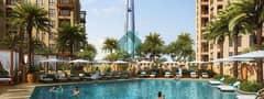 8 Limited Units | Luxury Living | Overlooking Burk Al Arab | VIP |
