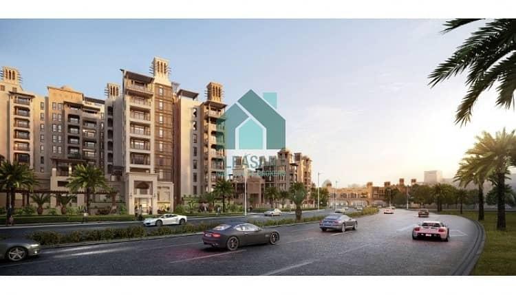 10 Limited Units | Luxury Living | Overlooking Burk Al Arab | VIP |