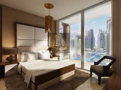 2 Bedroom Apartment for Sale in Dubai Marina, Dubai - 10% DP ONLY! Wide 2BR Apartment in Dubai Marina - 30/70 Payment Plan