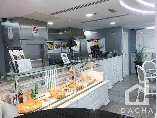 2 Running Restaurant For Sale in JLT