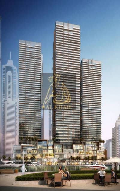 3 Bedroom Flat for Sale in Dubai Marina, Dubai - Stylish 1BR Apartment in Dubai Marina - 30/70 Payment Plan - Prime Location!