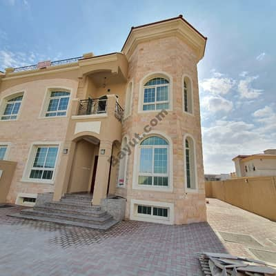 Luxury finishing brand new 8BR duplex villa ready to move with private pool and basement hall