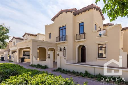 4 Bedroom Villa for Sale in Arabian Ranches 2, Dubai - Type 2 / Opposite Pool / Single Row / Vacant