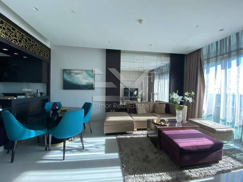 20 High Floor   Exclusive   Furnished   Amazing Views