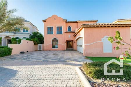 5 Bedroom Villa for Sale in Jumeirah Golf Estate, Dubai - Huge 5 Bedroom Villa Never Lived In!