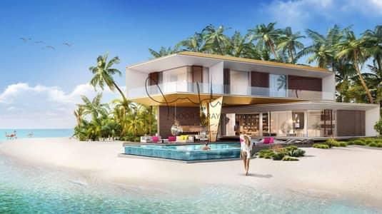 فیلا 5 غرف نوم للبيع في جزر العالم، دبي - 7 star luxury island villa at The World Island Dubai