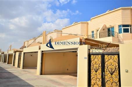 8 Bedroom Villa for Rent in Shakhbout City (Khalifa City B), Abu Dhabi - Available 3Villa I 8BR+D Apartment I Huge Balcony