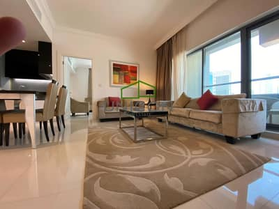 1 Bedroom Flat for Sale in Business Bay, Dubai - Furnished 1BH |Cour Jardin |Business Bay