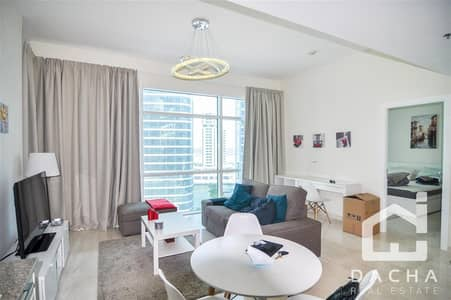 1 Bedroom Flat for Rent in Business Bay, Dubai - Furnished  // 1 Bedroom //  Canal view