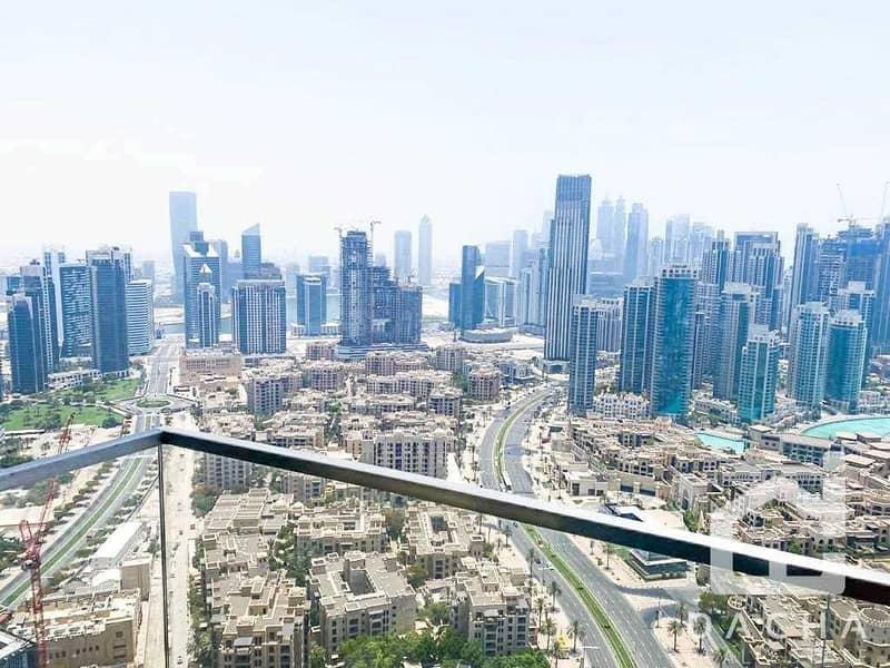 2 New Popular Development / Burj Khalifa Views