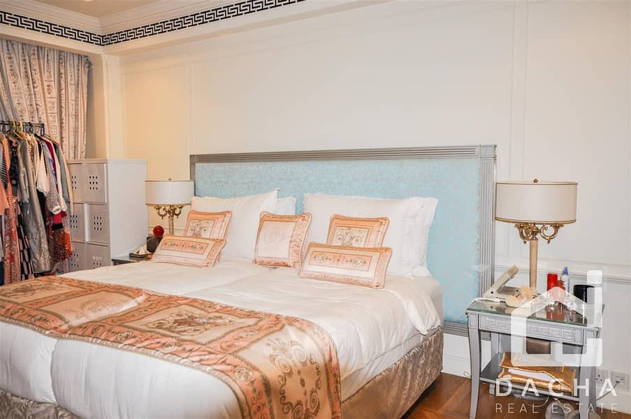 27 3Bed+M / 2 Living areas / Luxury furnished