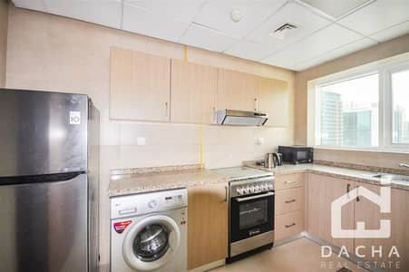 Furnished 1 Bed // Multiple options // 4 Chqs