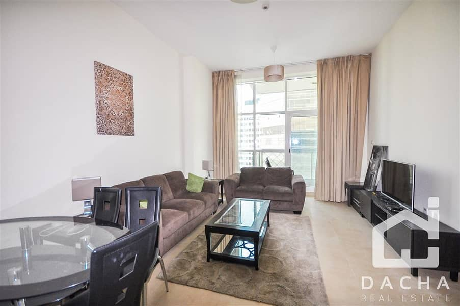 2 Furnished 1 Bed // Multiple options // 4 Chqs