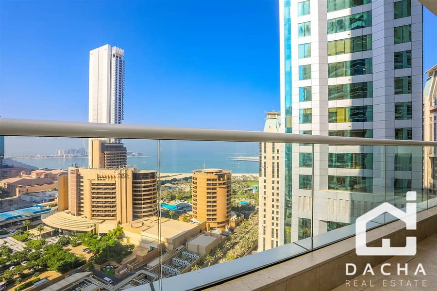 12 Full Sea View // Furnished // Vacant from 23 November