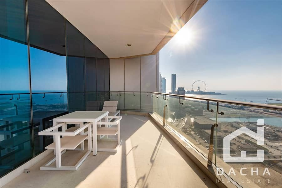 26 NEW LISTING / Half Floor / VIP Building / View Today