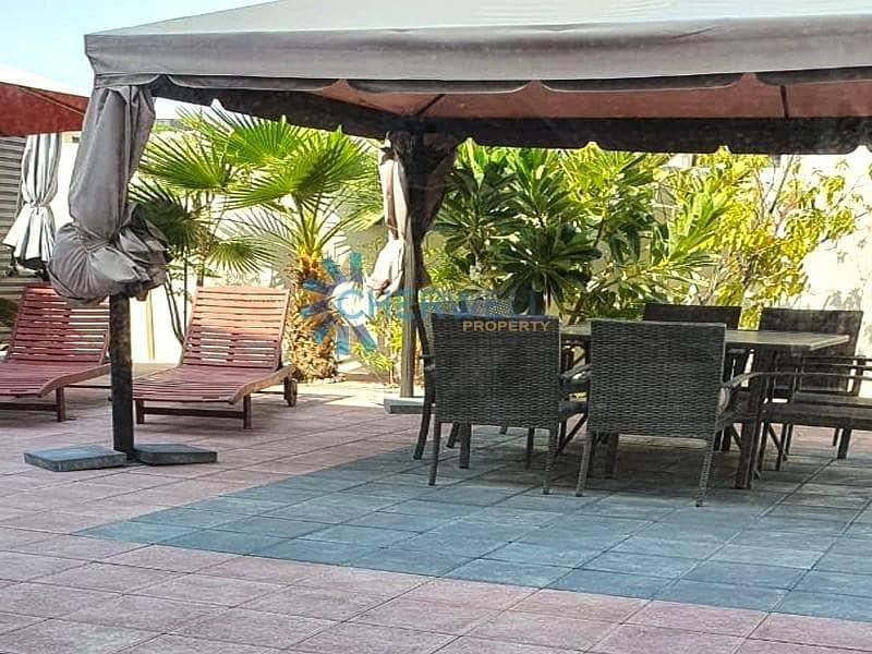 10 Single Row | Corner Unit | Luxurious Villa In Yas Island
