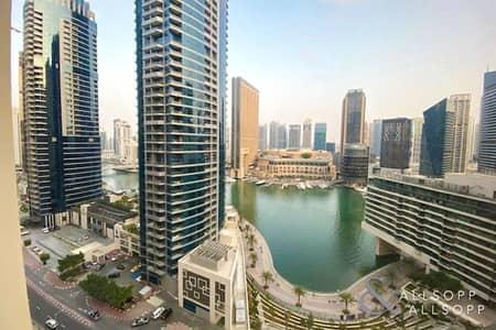 فلیٹ 1 غرفة نوم للبيع في جميرا بيتش ريزيدنس، دبي - 1 Bedroom | Fully Furnished | Marina View