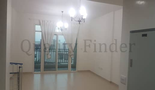 Studio for Rent in Al Ghadeer, Abu Dhabi - Hot price big Layout Studio with huge terrace