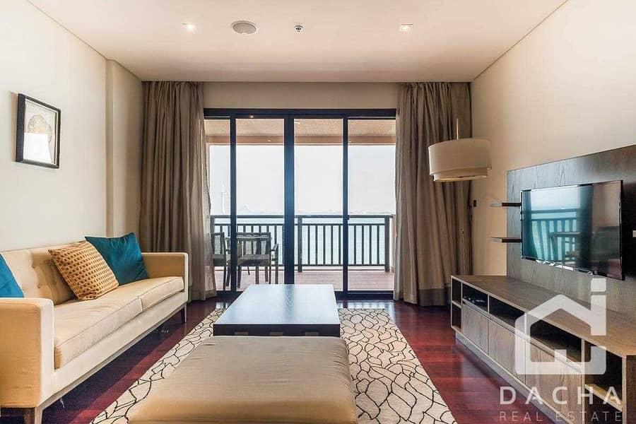 LUXURY 1 BEDROOM// BURJ AL ARAB VIEW