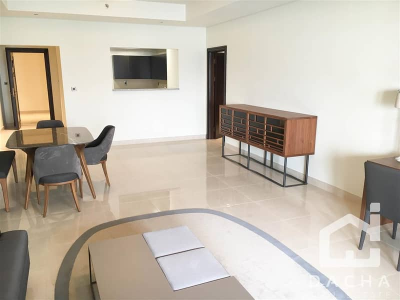 2br+maid*Full Palm and Marina Views*Furnished