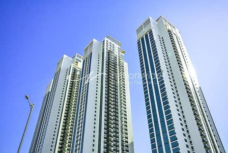 1 Bedroom Apartment for Sale in Al Reem Island, Abu Dhabi - A Stunning and Modern Apartment with Rental Back