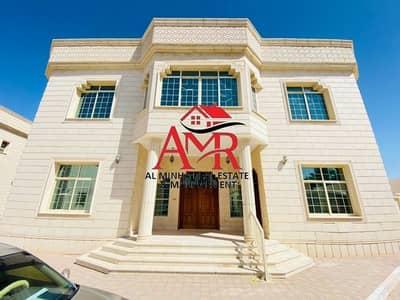 6 Bedroom Villa for Rent in Falaj Hazzaa, Al Ain - Exquisite 6 Br Compound Villa With Central Duct AC & Private Small Yard