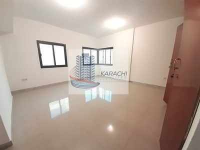 4 Bedroom Flat for Rent in Airport Street, Abu Dhabi - 4 Bedroom Apartment With Maid Room + Hall In Airport Road