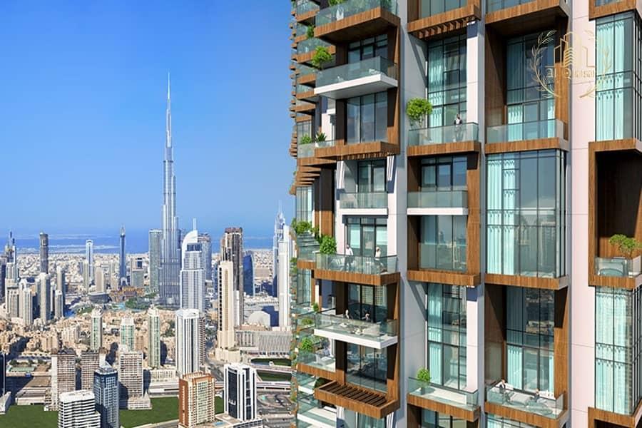 2 Luxury Apartment   Duplex l Burj Khalifa View