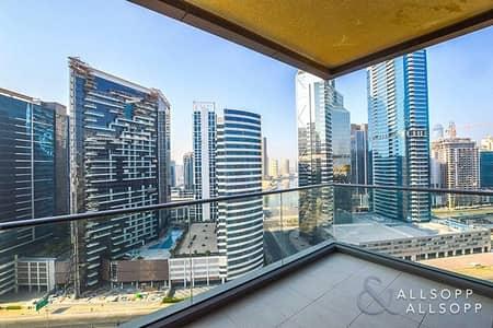 2 Bedrooms | High Floor | Rented | Balcony