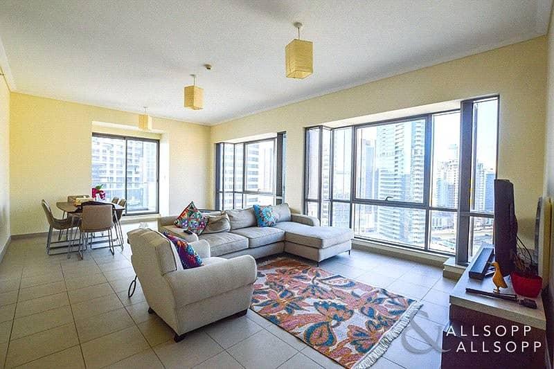 2 2 Bedrooms | High Floor | Rented | Balcony