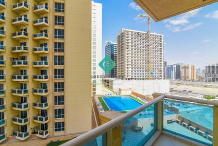 Studio for Rent in Dubai Production City (IMPZ), Dubai - Bright and beautiful Studio Apartment for rent| Hurry Up!!