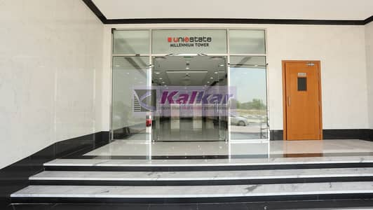 استوديو  للايجار في واحة دبي للسيليكون، دبي - DSO !!!Large Spacious Studio with balcony  at Uni Estate Millenium Tower!!! 32K